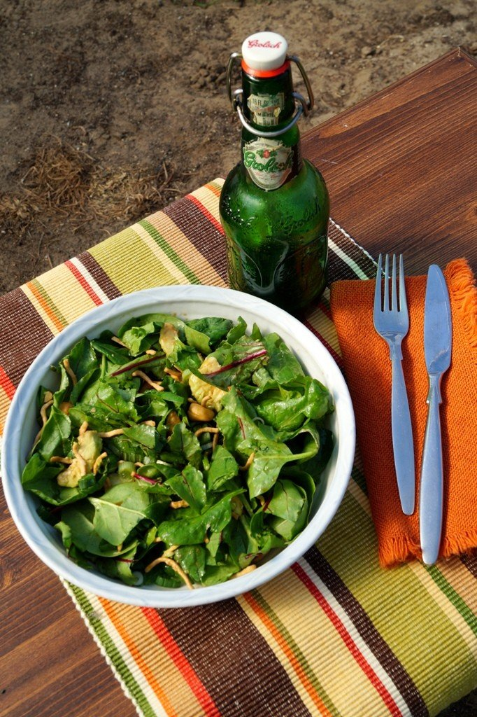 Salad with Grolsch (resized)