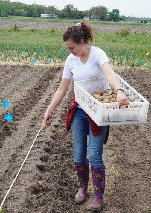 Sarah Planting