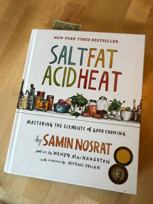 Salt Fat Acid Heat cookbook